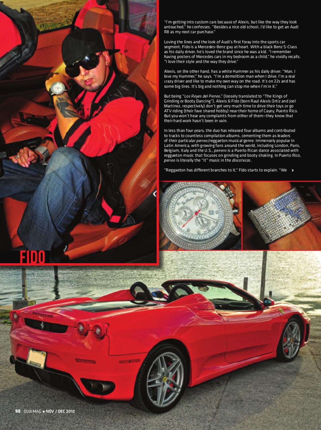 DUB Magazine Issue By DUB Issuu - Sports cars you can daily drive