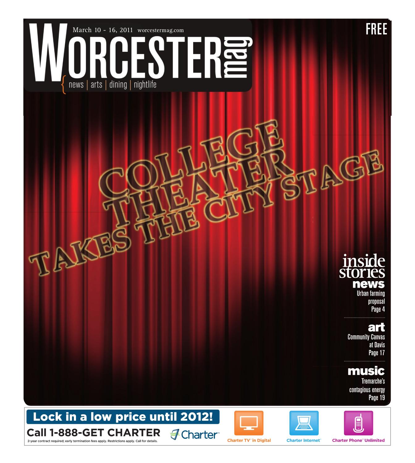 Worcester Mag March 10 2011 By Worcester Magazine Issuu