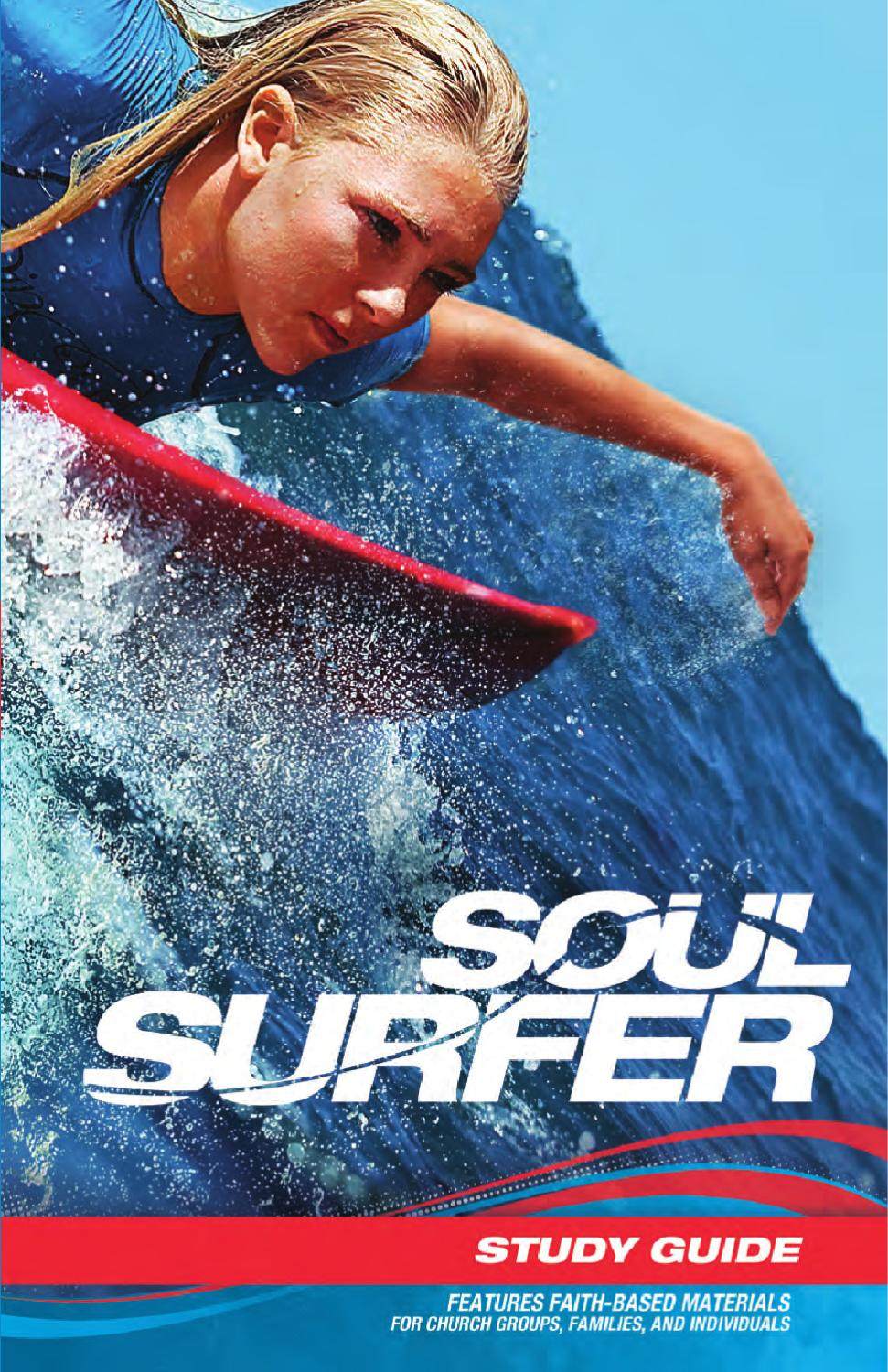 Soul Surfer Study Guide By Outreach Inc Issuu