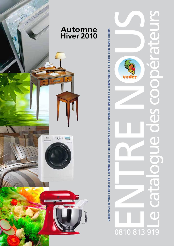 Catalogue Entre Nous Automne Hiver 2010 2011 By Patrick Duqueroy  # Comment Brancher Meuble Tv Felson