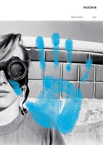 ad76a116510 Catálogo Nixon Holiday2010 by Billabong Brasil - issuu