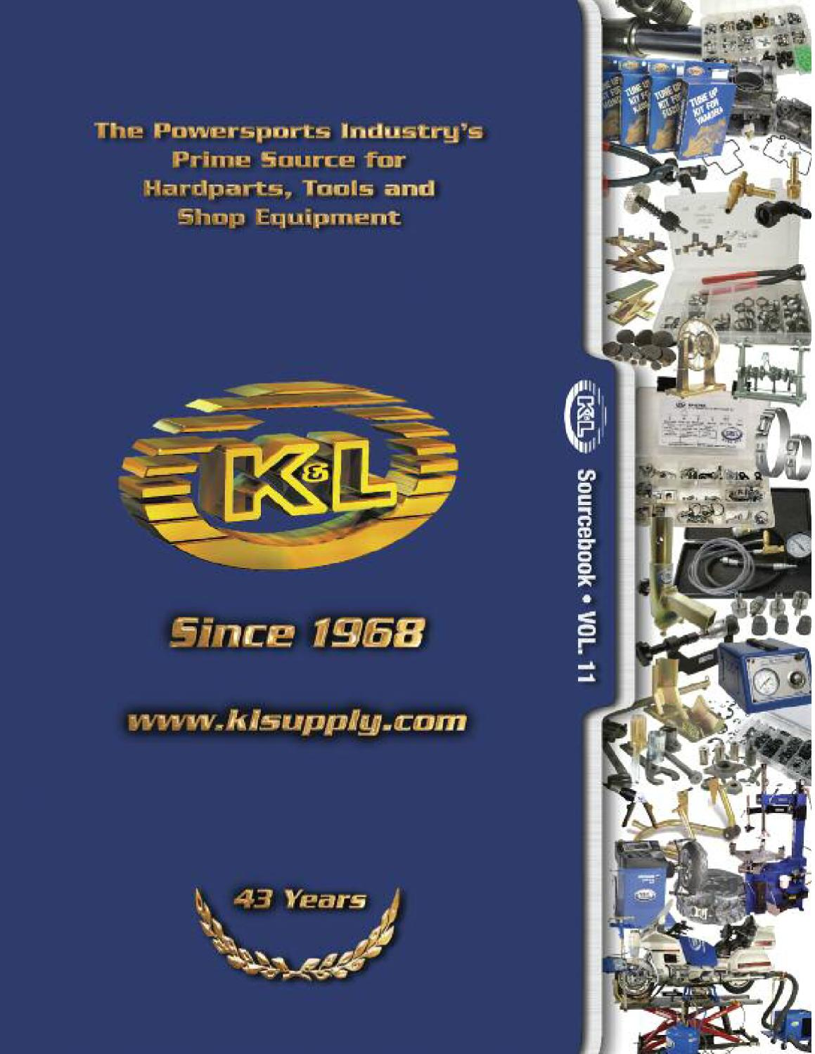 Kl Catalog 2011 By Klsupply Issuu A Cdi Ignition Wiring Diagram For 185s