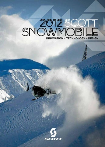 88c7356ff 2012 Snowmobile by SCOTT Sports SA - issuu