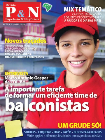 10f0a1330f3b3 Revista Papelaria e Noegócios edição 83 by Revista Papelaria ...