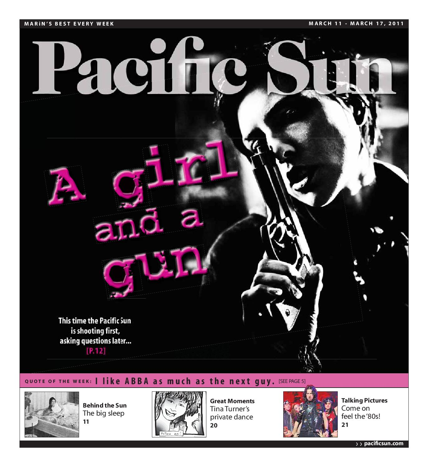 Pacific Sun Weekly 03 11 2011 - Section 1 by Pacific Sun - issuu