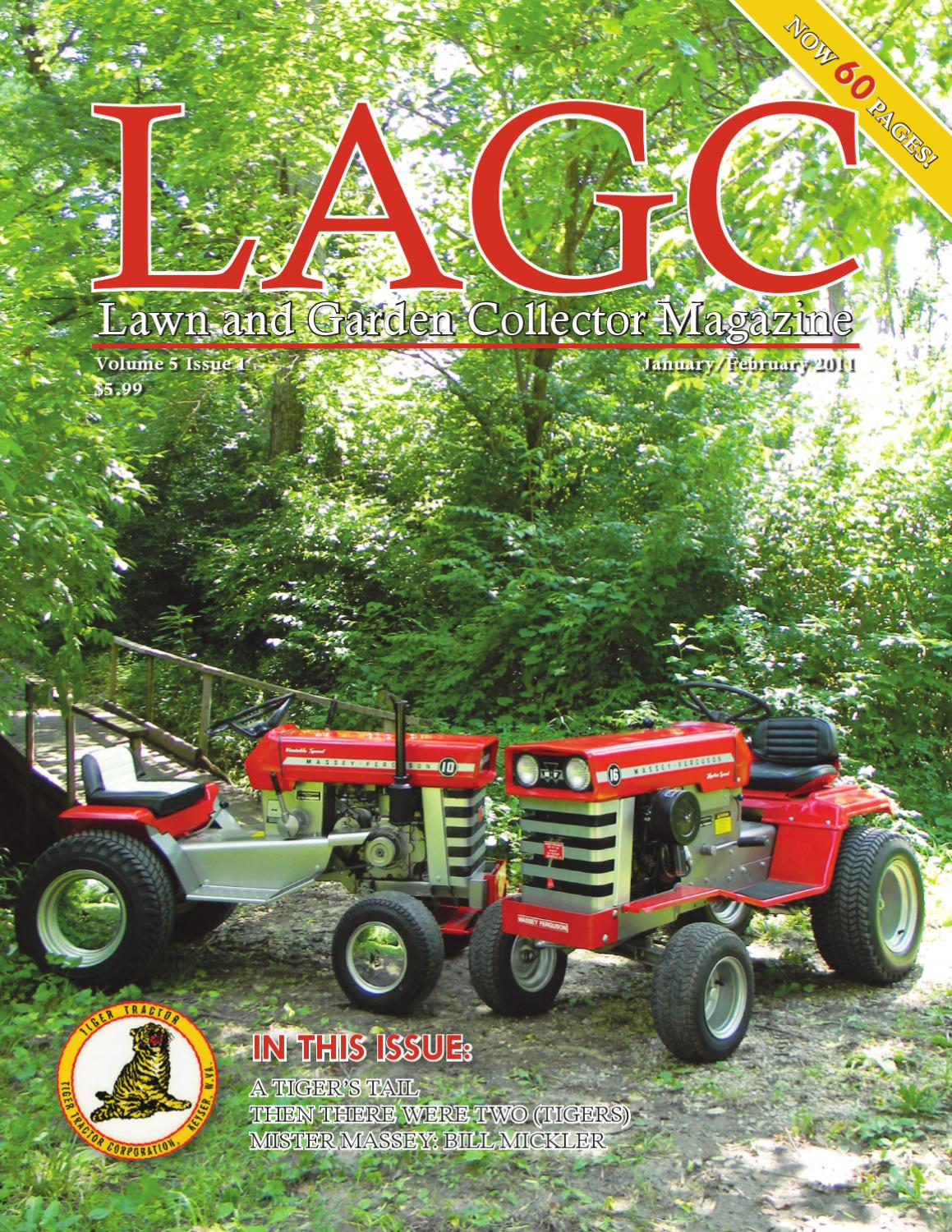 LAGC ~ Lawn and Garden Collector by LAGC Magazine ~ Lawn and Garden  Collector - issuu