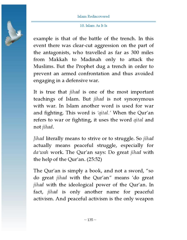 Islam Rediscovered By Cps Global Issuu