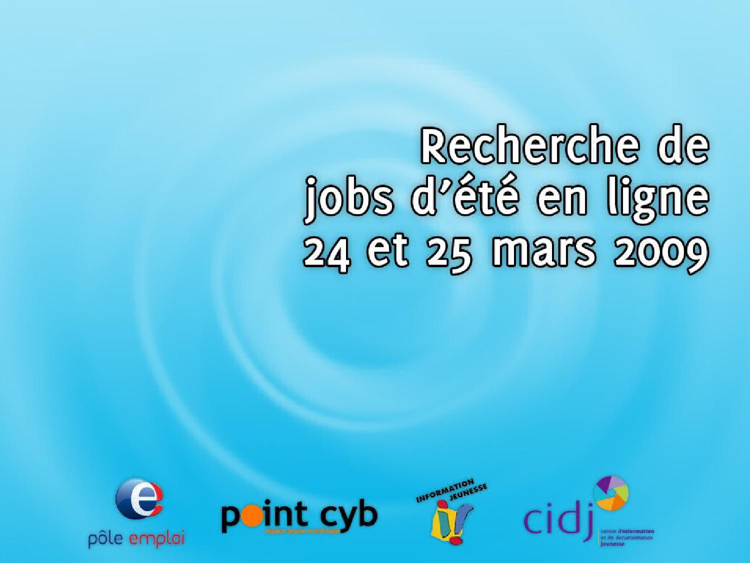 jobs d u0026 39  u00e9t u00e9 by lio lio