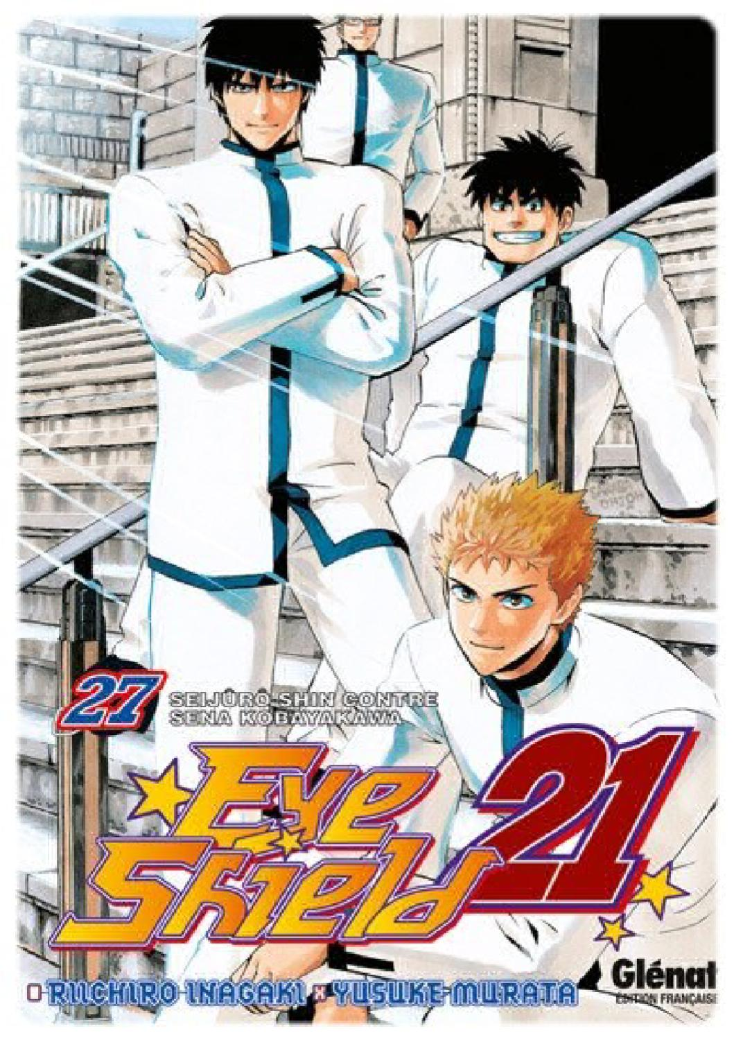 EYESHIELD TÉLÉCHARGER 21 TOME 1 SCAN