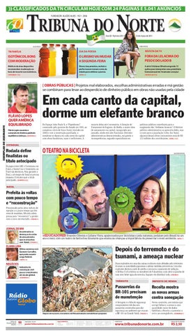 Tribuna do Norte - 13 03 2011 by Empresa Jornalística Tribuna do ... ba417345a6