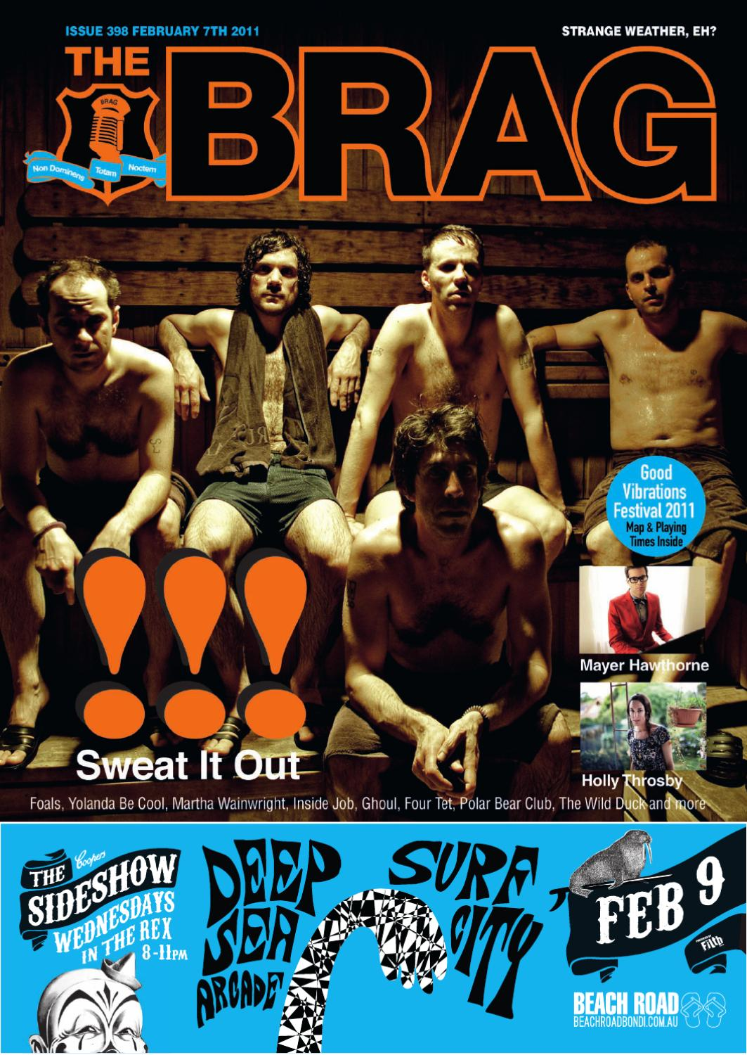 4f05afa54e0545 The Brag  398 by The Brag - issuu