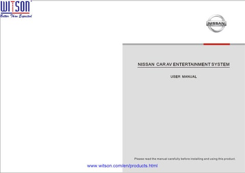 Manual of c36 by ZHUHAI WITSON INDUSTRIAL CO , LTD  - issuu