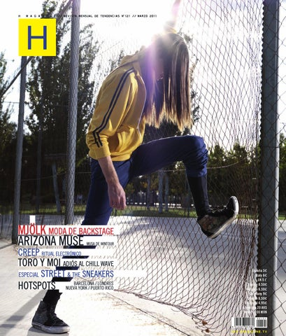 cheap for discount d7825 74d0e H magazine 121 by H magazine (Motorpress Iberica G+J) - issuu