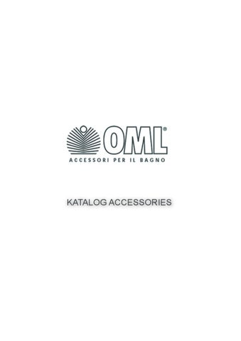 OML Accessories by Prodomus * - issuu