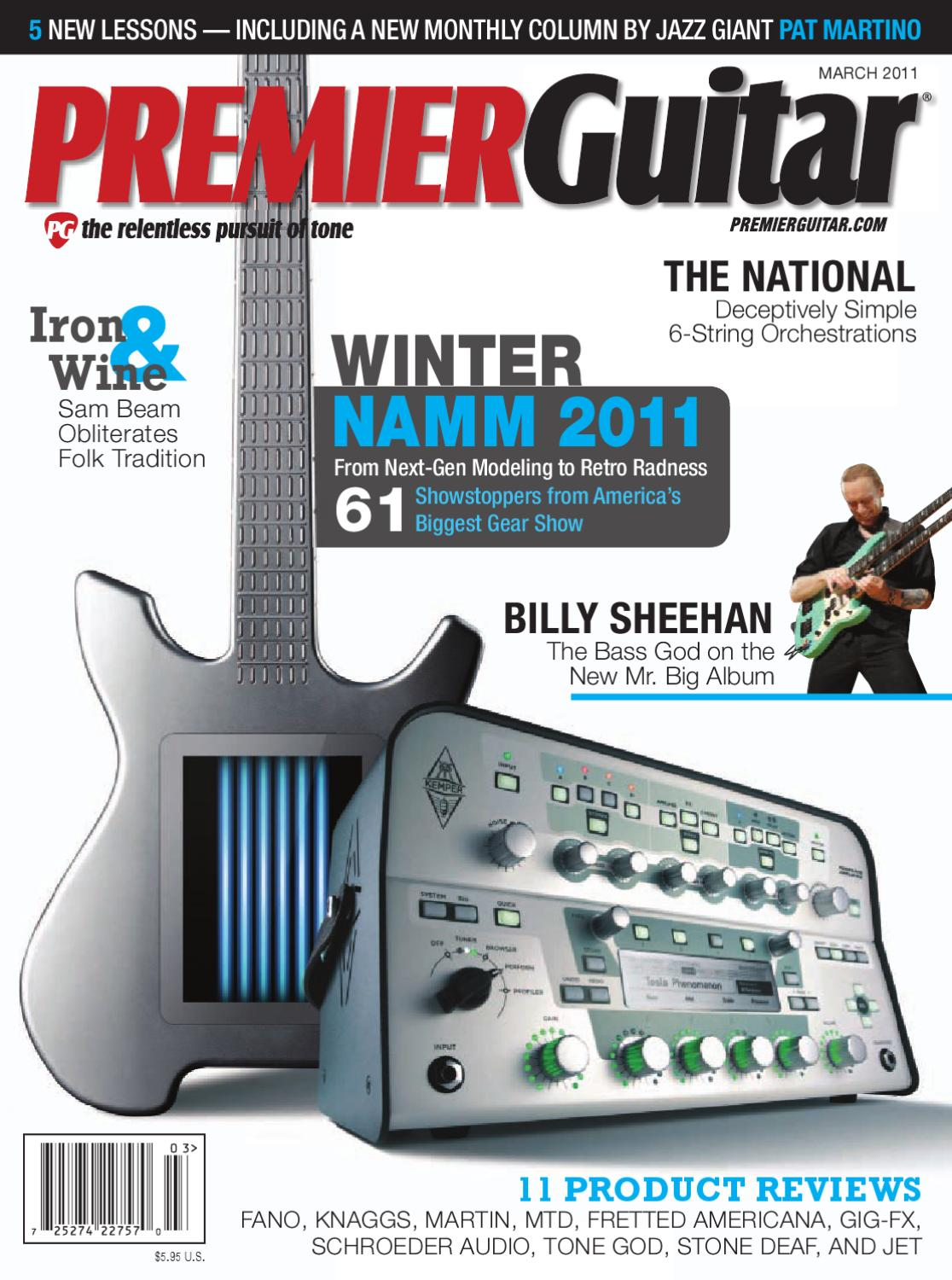 Premier Guitar By Muhammed Rone Issuu Paul Reed Smith Humbucker Wiring Diagram