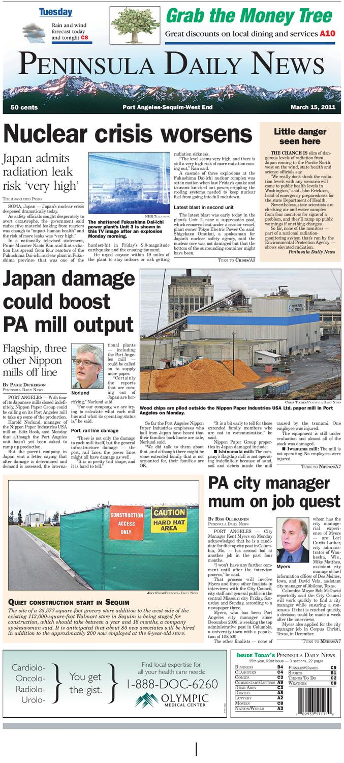 Page on Pdn C By Peninsula Daily News Sequim Gazette Issuu