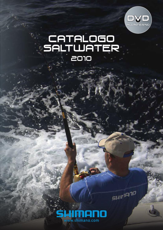 b64ba7923f29 Shimano Italy catalogues by Shimano Europe Fishing Holding BV - Issuu