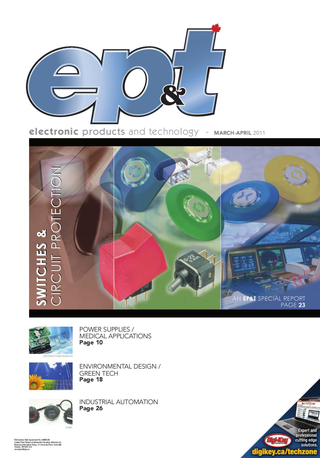Electronic Products And Technology March April 2011 By Annex Regulator Power Supply 12v 20a1 20a Business Media Issuu