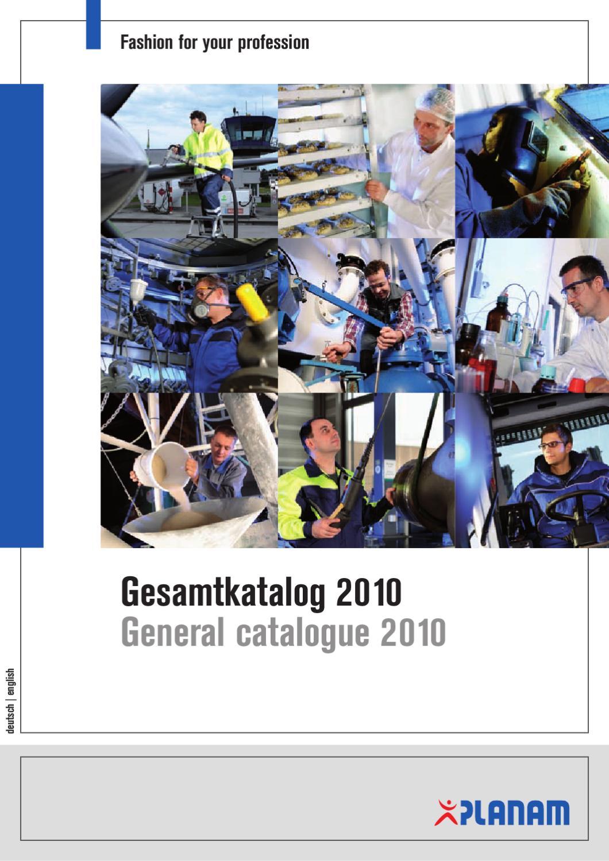 Planam BW 290 Herren Bundjacke hydronblau Modell 0107