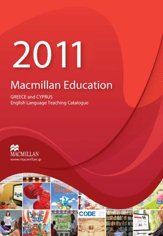 Macmillan greece 2011 catalogue by macmillan education issuu page 1 fandeluxe Image collections