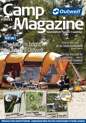 d2daca92 Outwell Camp Magazine 2011 by Oase Outdoors - issuu