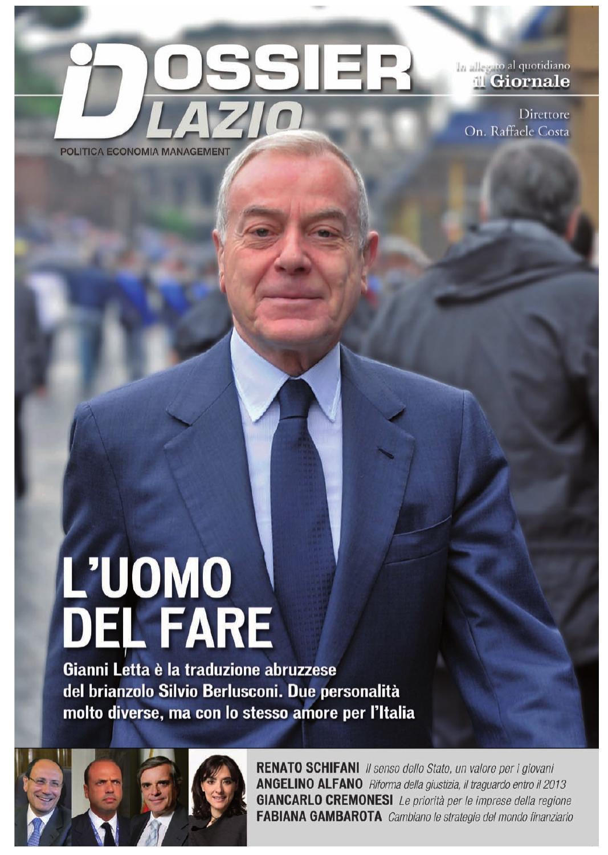 Dossier Lazio 03 2011 By Foresite Issuu