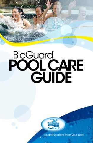 BioGuard Canada Pool Care Guide