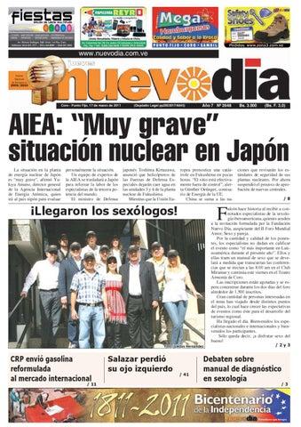 e3cf7c7b5d90e Diario Nuevodia jueves 17-03-2011 by Diario Nuevo Día - issuu