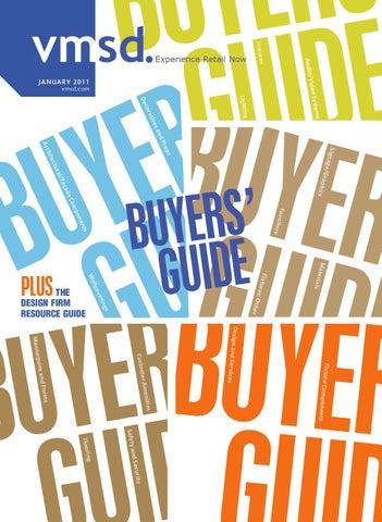 Visual Merchandising & Store Design - January 2011