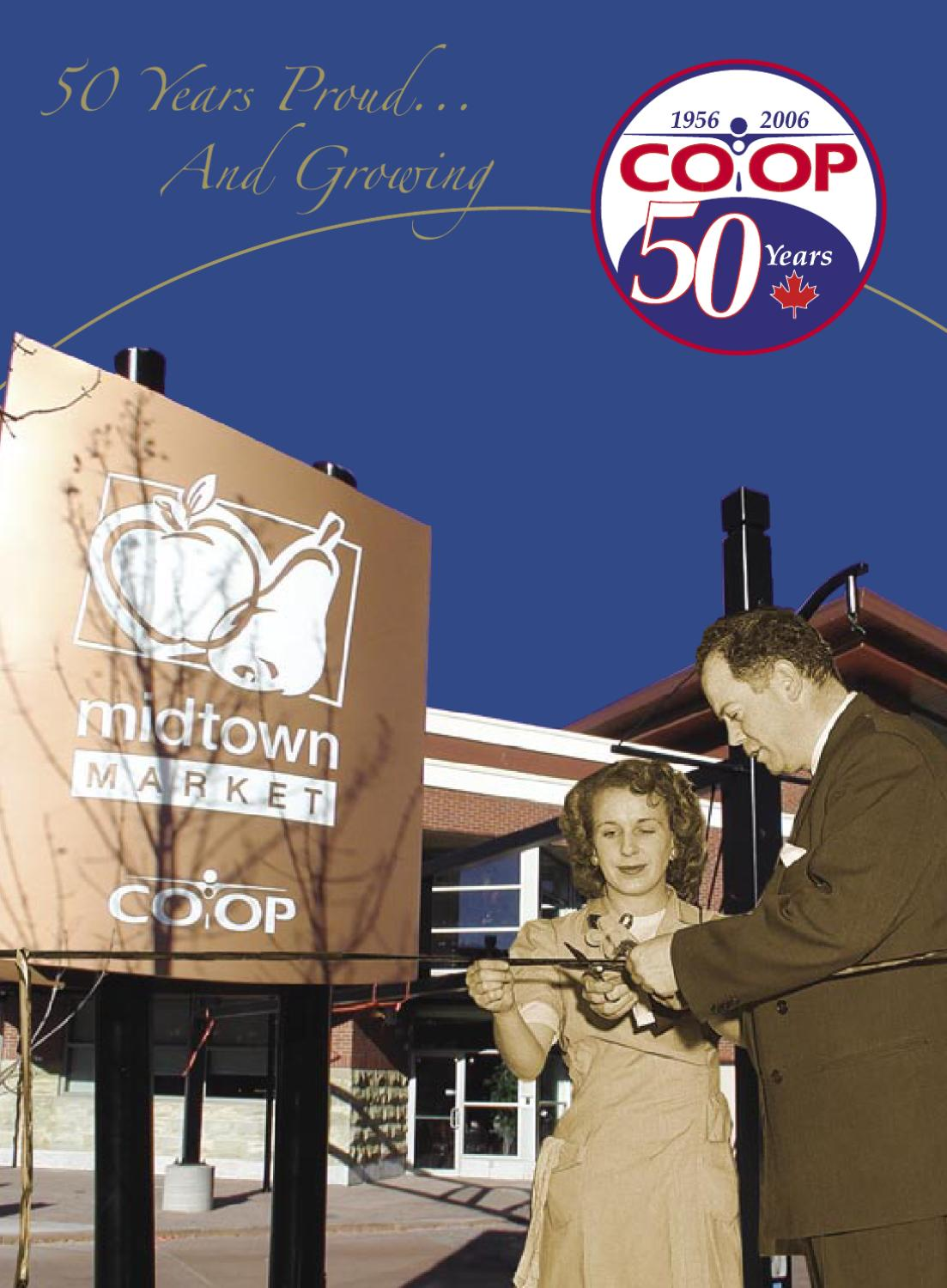 Calgary Co Op 50th Anniversary Publication By Calgary Co Op Issuu