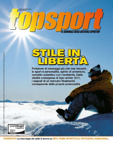 TopSport Marzo - Aprile 2011 by Pierpaolo Gulla - issuu c98726fbbbba