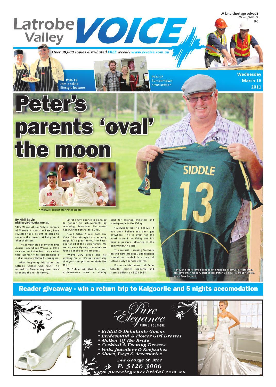 Latrobe Valley Voice 001 By Pilbara Echo Newspaper Issuu