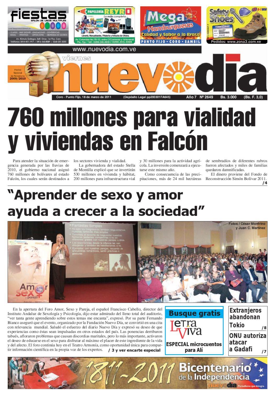 Diario Nuevodia viernes 18-03-2011 by Diario Nuevo Día - issuu 9edf2527ab8