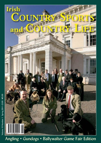 Country Sports and Country Life Spring 2011