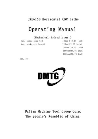 Cke  Operation Manual By Lisandro Forteaga  Issuu