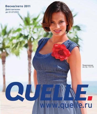 5921737a64d4 Второй каталог QUELLE Весна-Лето 2011 by Одежда по каталогам.ru - issuu