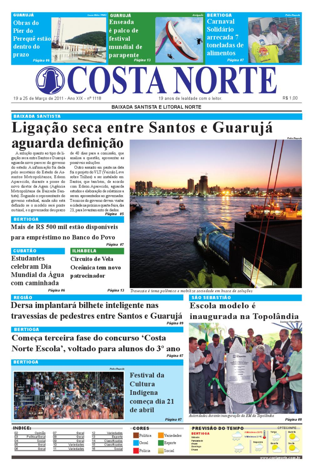 f72e667b9 Jornal Costa Norte by Costa Norte - issuu