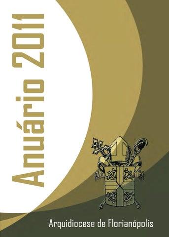 50e8ac0eae Anuário da Arquidiocese de Florianópolis(SC)