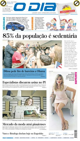 75014422ee0bd Jornal O DIA by Jornal O Dia - issuu