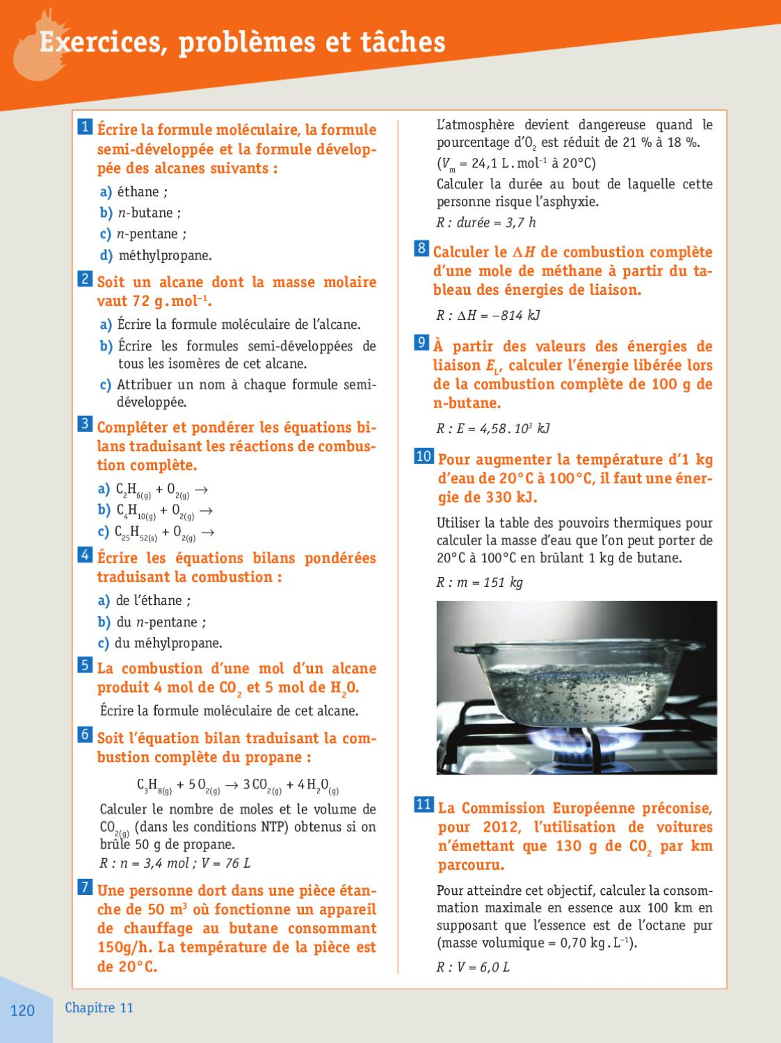 Chimie 5eme By Groupe De Boeck Issuu