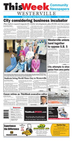 ThisWeek Westerville 3 17 by The Columbus Dispatch issuu