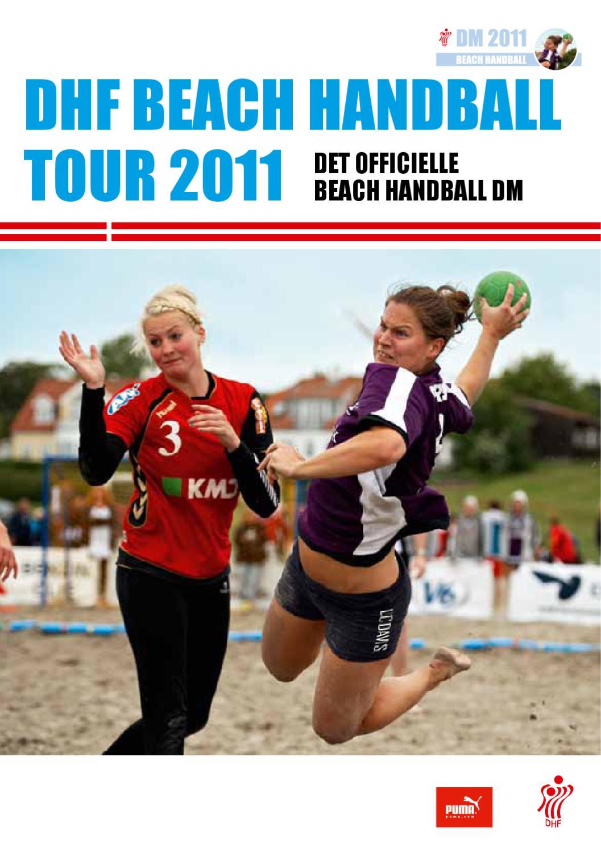 Beach Handball 2011 by Dansk Håndbold Forbund - Issuu