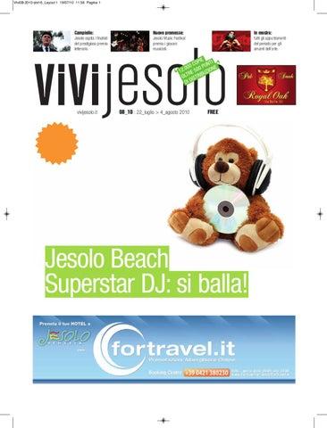 wholesale dealer d783e aeae7 Vivijesolo numero 8 2010 by Next Italia - issuu
