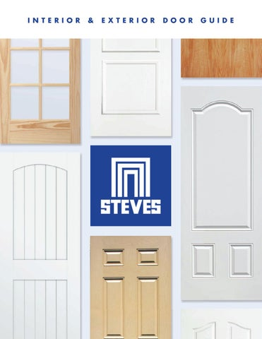 Steves Doors By Western Building Products Issuu