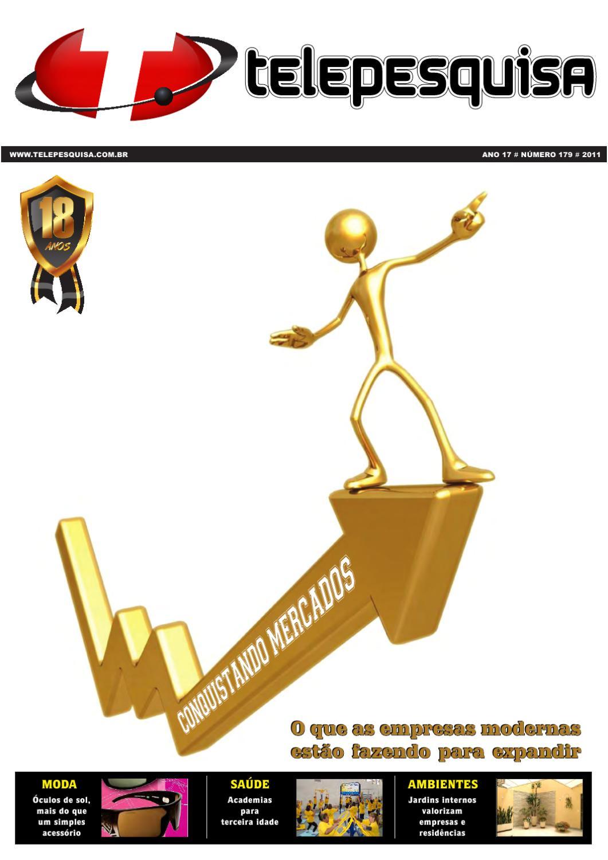 9d84a77e7e9e3 Revista Telepesquisa 179 by Telepesquisa - issuu