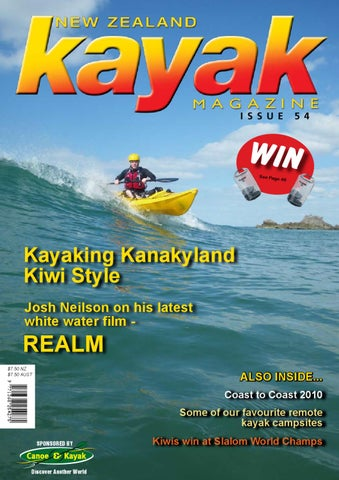 Issue 54 By Canoe Kayak Issuu