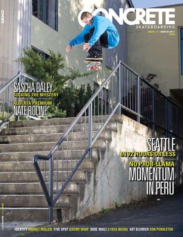 723016e9207 Concrete Skateboarding 111 by Concrete Skateboarding Magazine - issuu