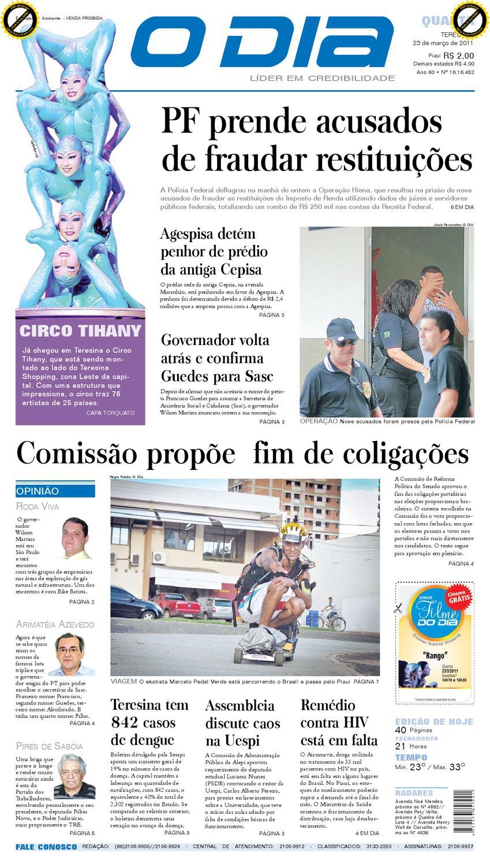 58eac3ce6c3 Jornal O DIA by Jornal O Dia - issuu