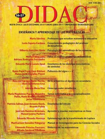 Didac 56-57 by IBERO Ciudad de México - issuu