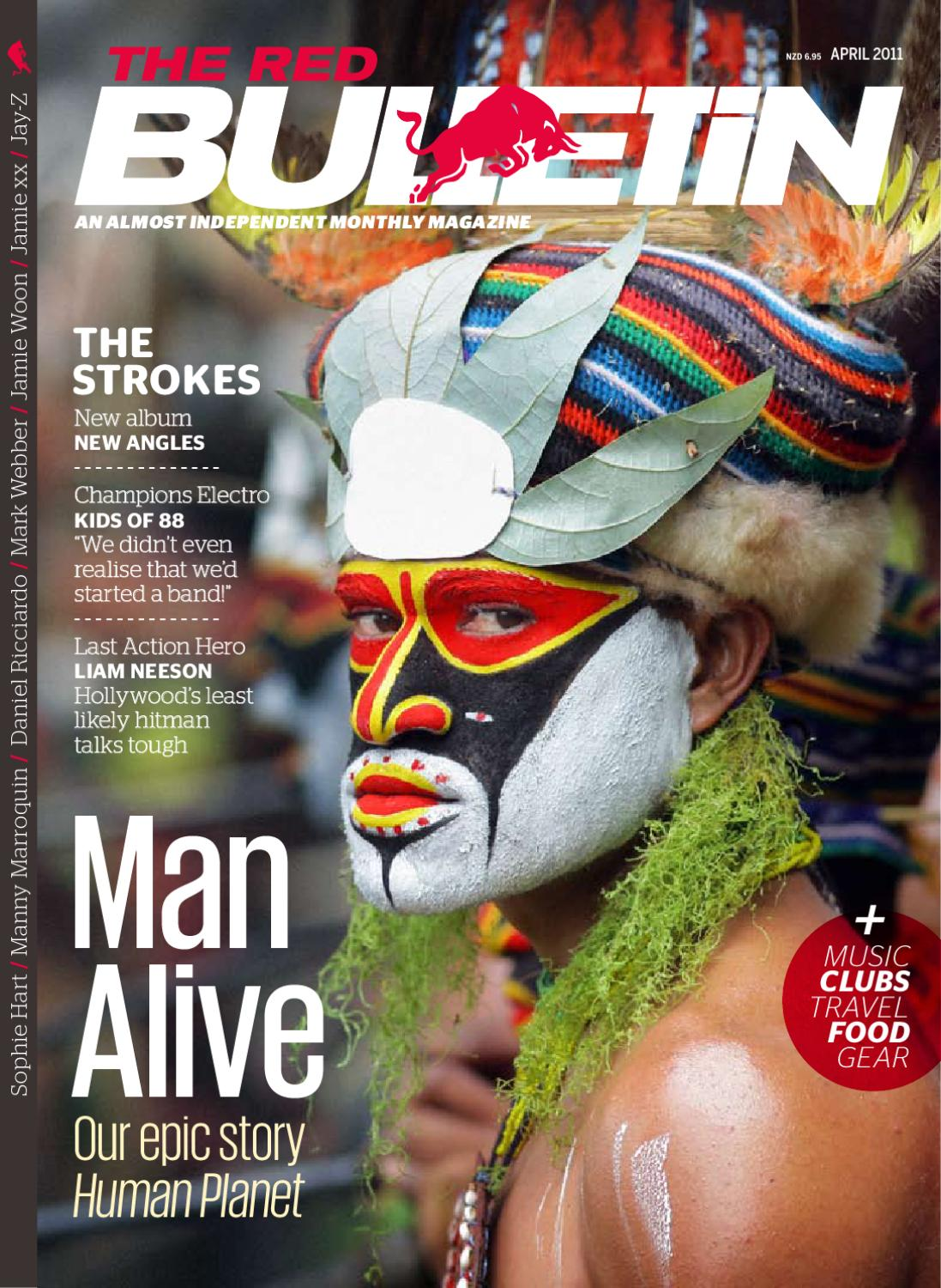 The Red Bulletin 0411 Nz By Red Bull Media House Issuu